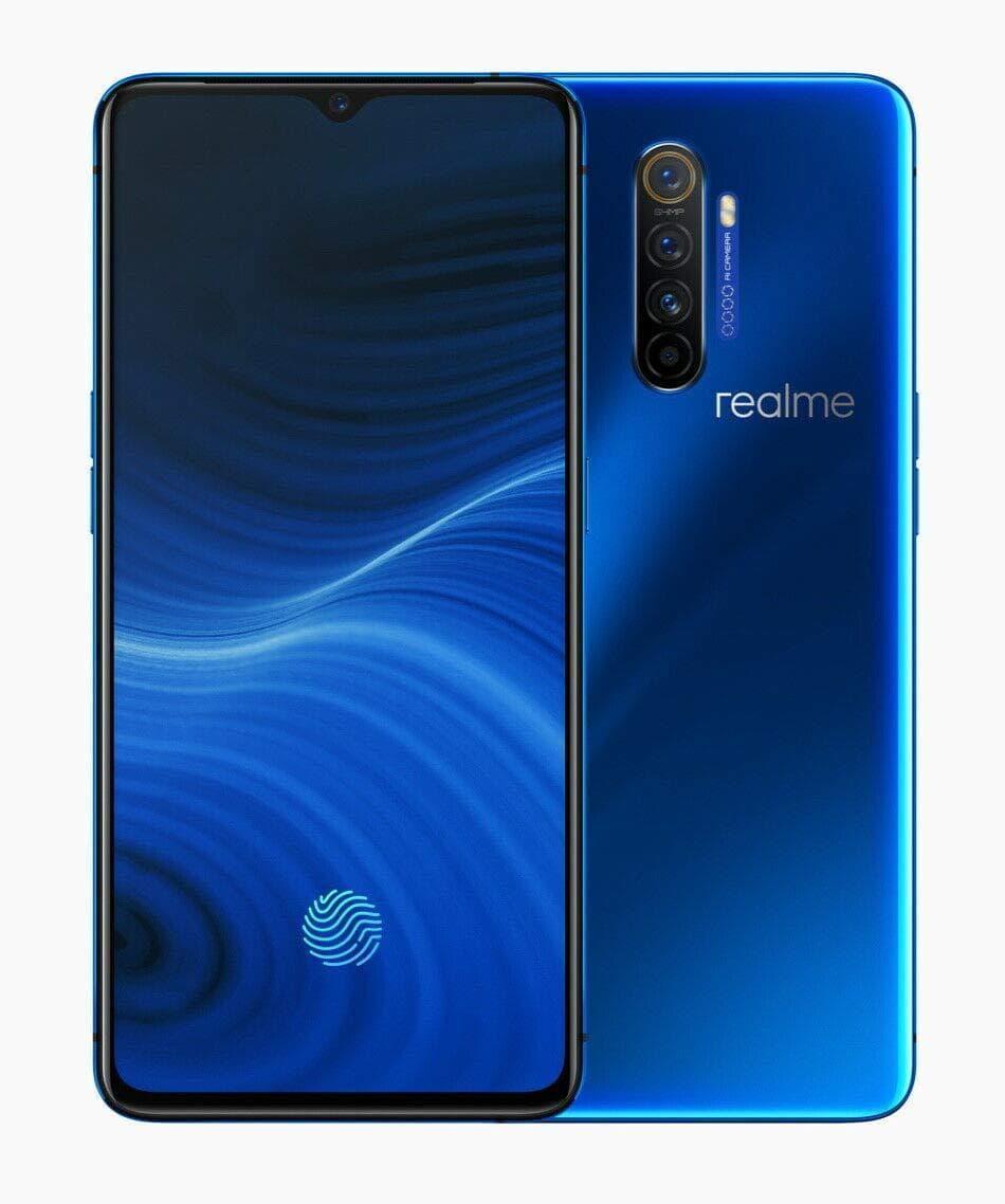 "Realme X2 Pro 6.5"" 128GB 8GB RAM International Version - (Neptune Blue)"