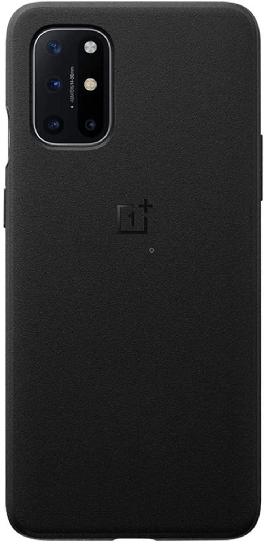 Original OnePlus 8T Sandstone Bumper Case - Sandstone Black