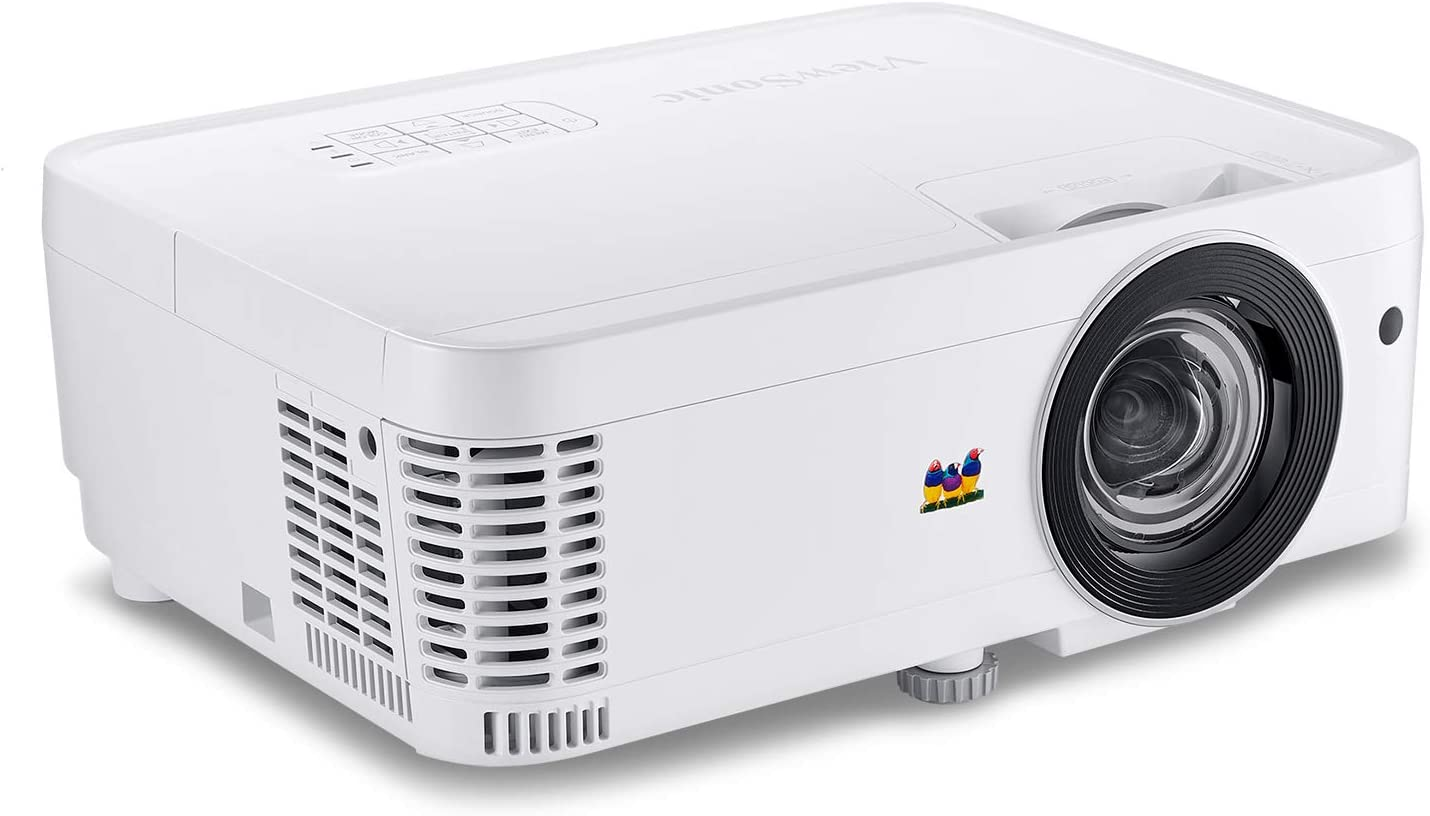 ViewSonic PS600W Networkable Projector