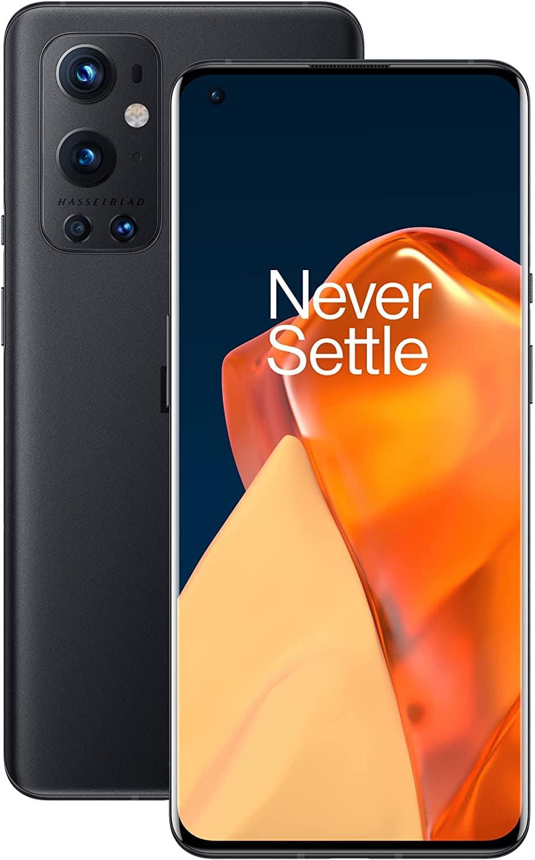 OnePlus 9 Pro 5G Smartphone 12GB 256GB Snapdragon 888 120Hz Fluid Display 2.0 Hasselblad 50MP Ultra-Wide - Morning Mist