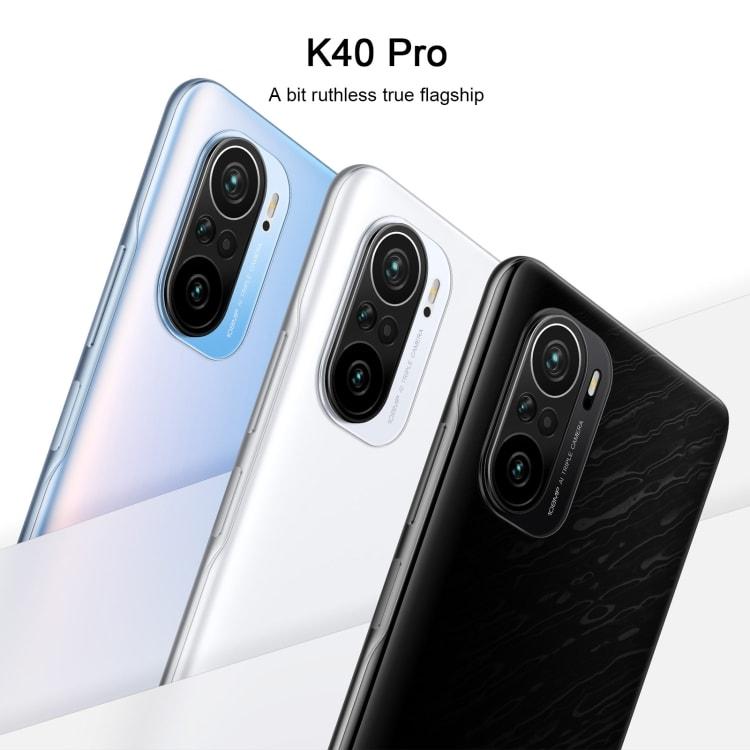 Xiaomi Redmi K40 Pro 5G 64MP Camera 8GB+128GB Smart Mobile Phone - CN Version