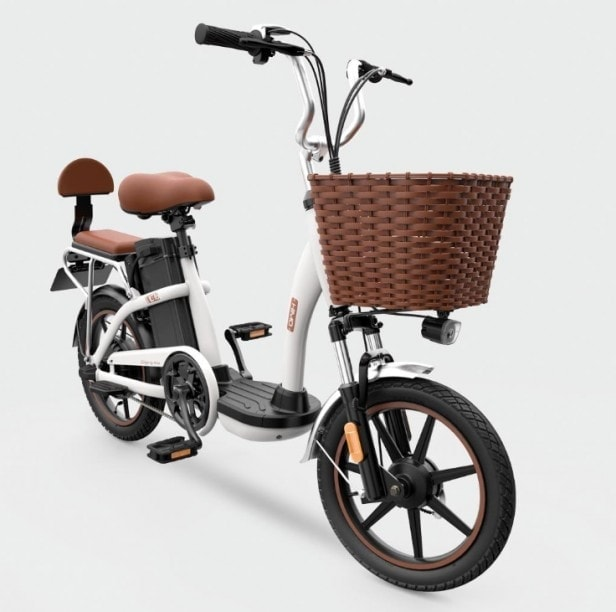 Xiaomi HIMO C16 Electric Power-Assisted Bicycle - White