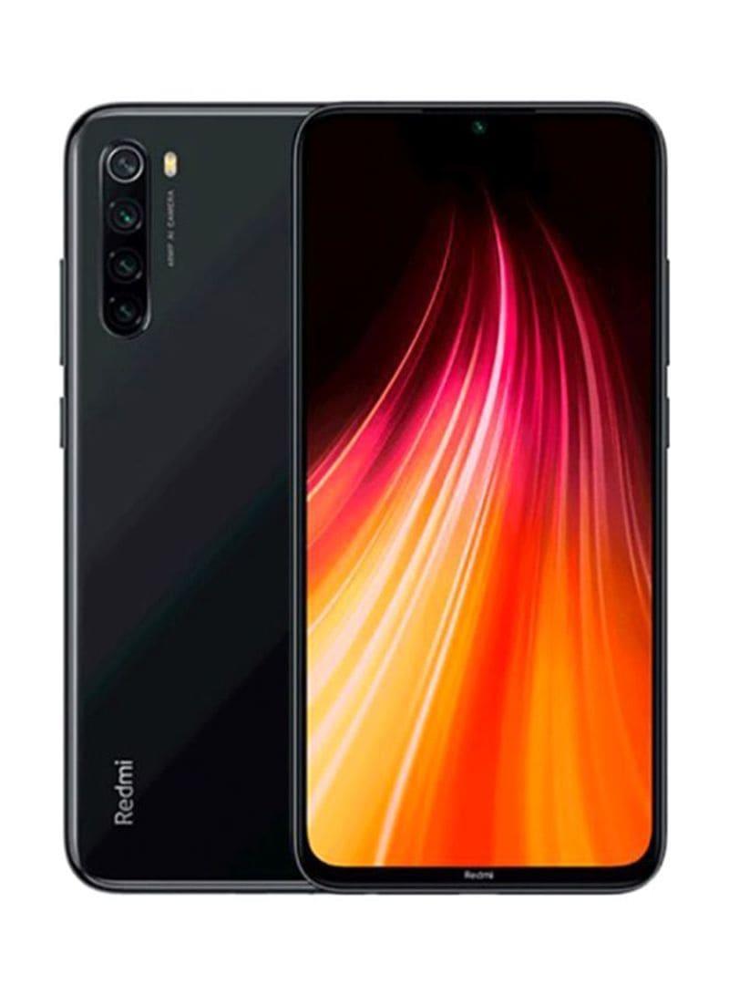 Redmi Note 8 Global Specs Dual SIM Space Black 128GB 4GB RAM 4G LTE
