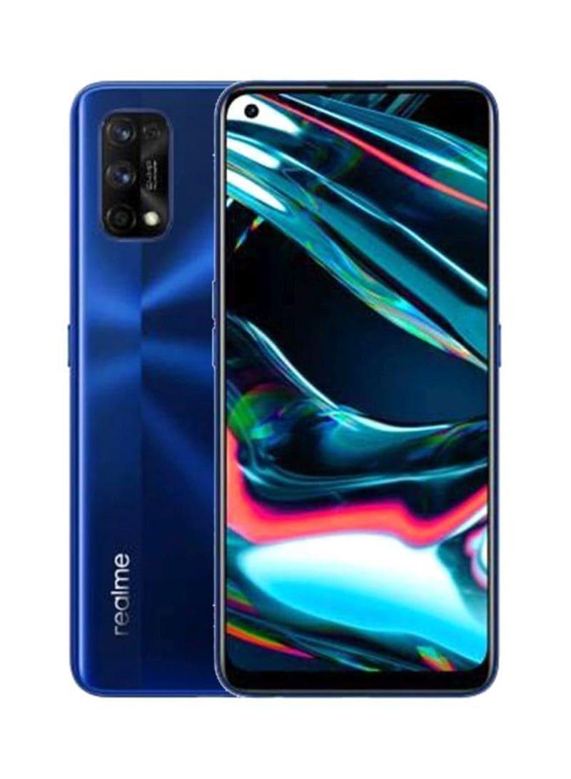 Realme 7 Pro Dual Sim Mirror Blue 8GB RAM 128GB 4G LTE