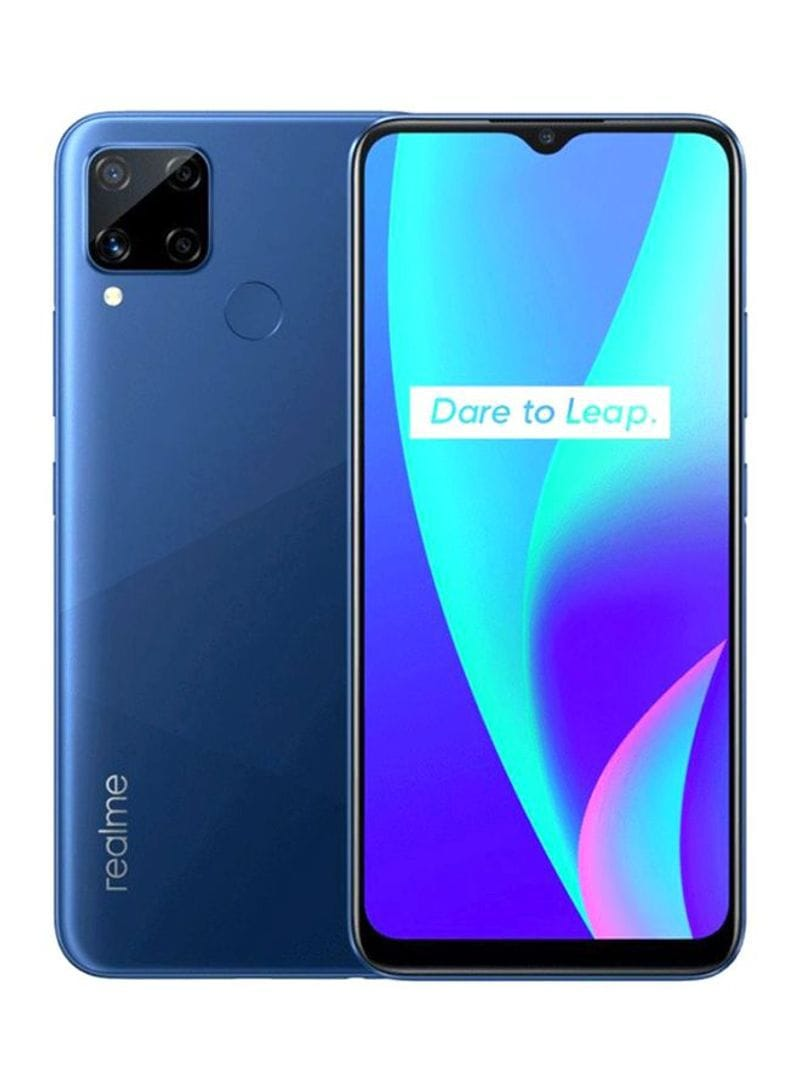 Realme C15 Dual Sim Marine Blue 4GB RAM 64GB 4G LTE