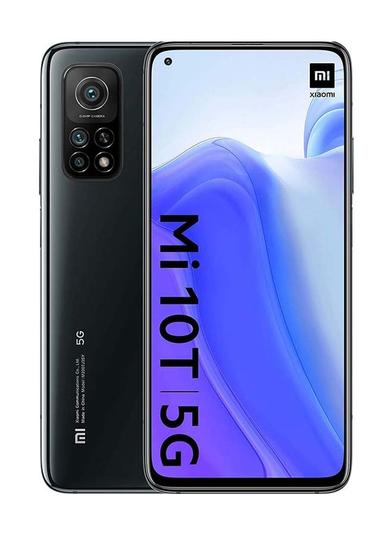 Mi 10T Dual Sim Cosmic Black 8GB RAM 128GB 5G