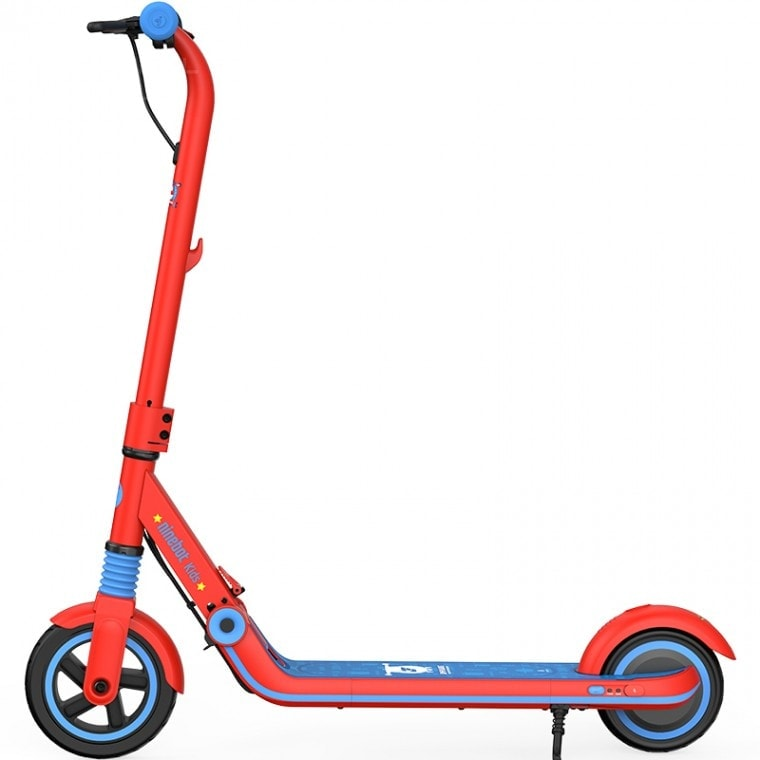 NINEBOT E8 Kids Scooter SUPER WINGS EDITION With HELMET