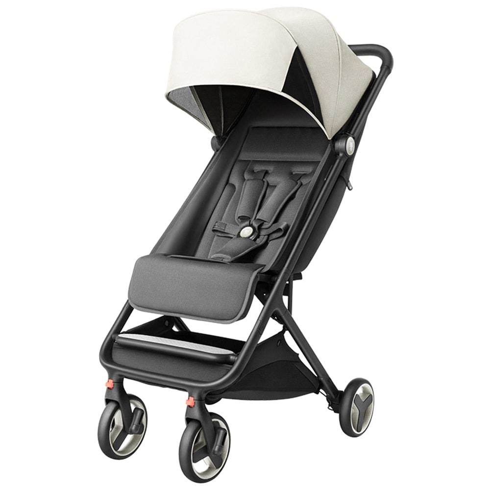 Xiaomi Mitu Folding Baby Stroller - White