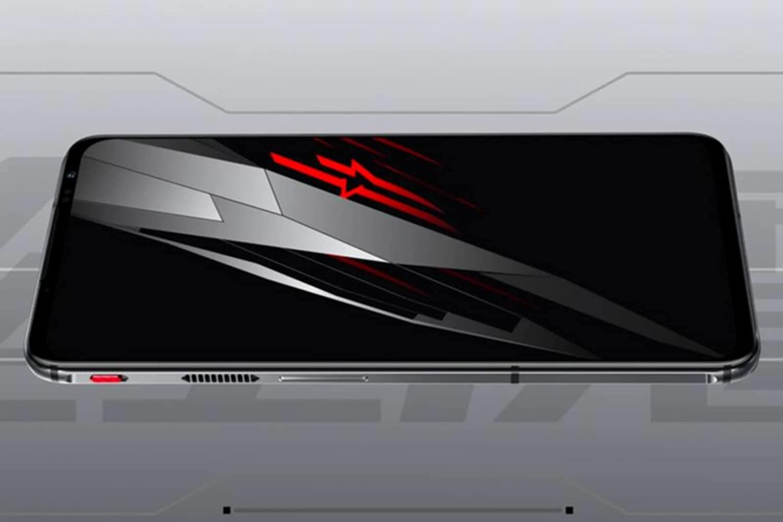 Nubia Red Magic 6 PRO Dual SIM MOON SILVER 16GB 256GB RAM 5G EU Version