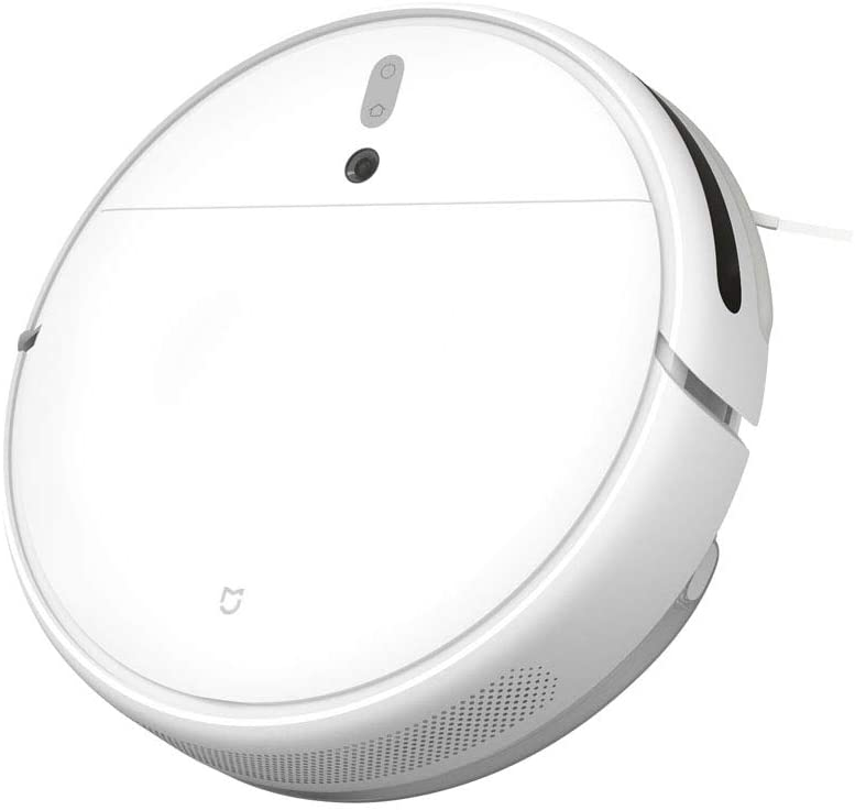 Xiaomi Mijia Robot Vacuum Cleaner 1C for Home Automatic White Dust Sterilize App Smart Control Sweeping Mopping Cleaner