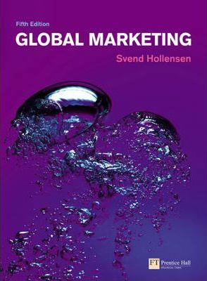 Global Marketing : A decision-oriented approach