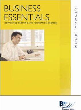 Business Essentials - Unit 6 Business Decision Making : Course Book