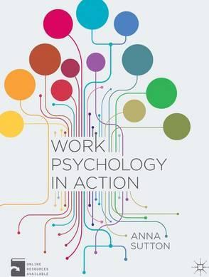 WORK PSYCHOLOGY IN ACTION 11TH
