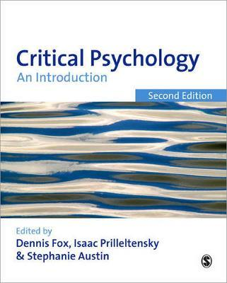 Critical Psychology : An Introduction