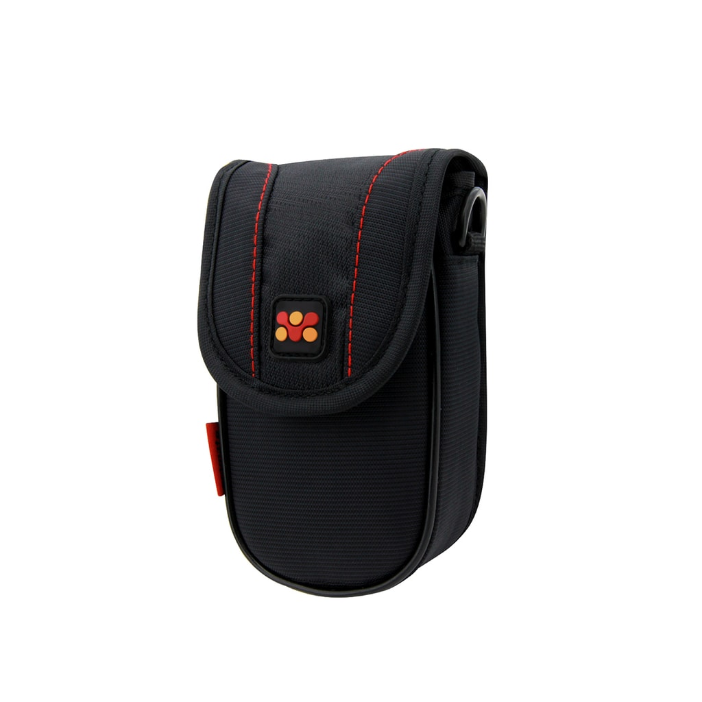 Promate Camera Case, Universal Point and Shoot Digital Camera Case with Front Pocket and Lanyard Strap xPose-S