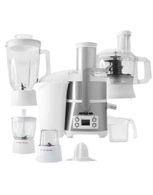 Arshia 6 in 1 Juicer Extractor