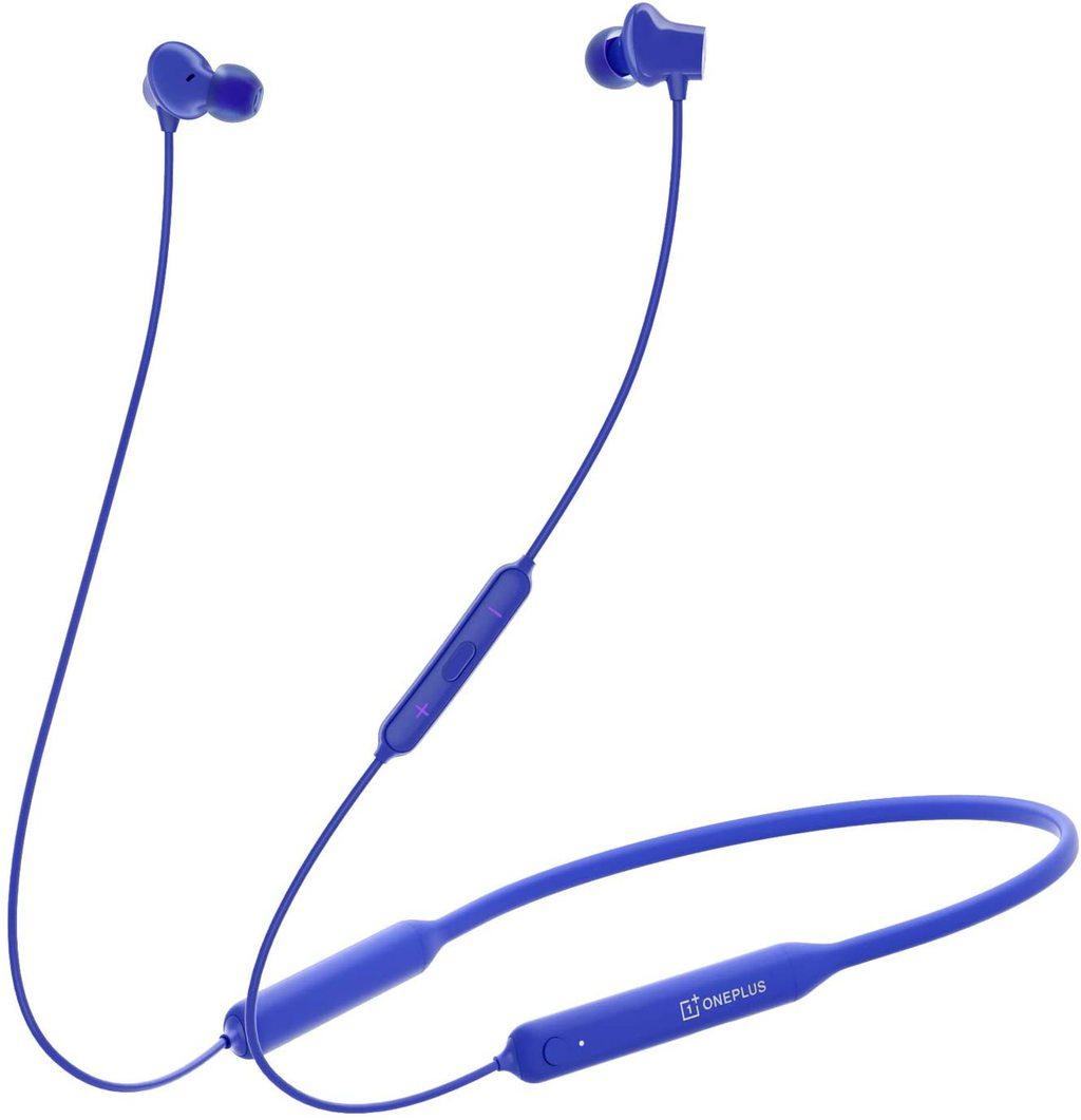 OnePlus Bullets Wireless Z (Blue)
