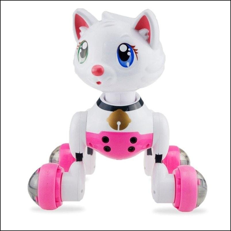 Cat Robot Smart Voice Control