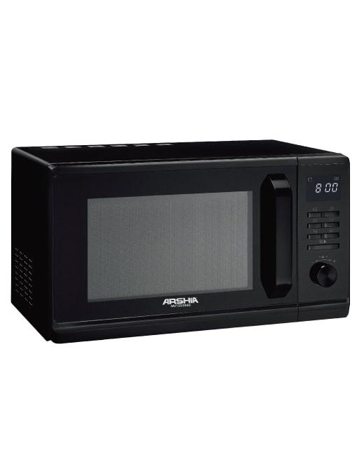 Arshia 25 litres Microwave Oven Black