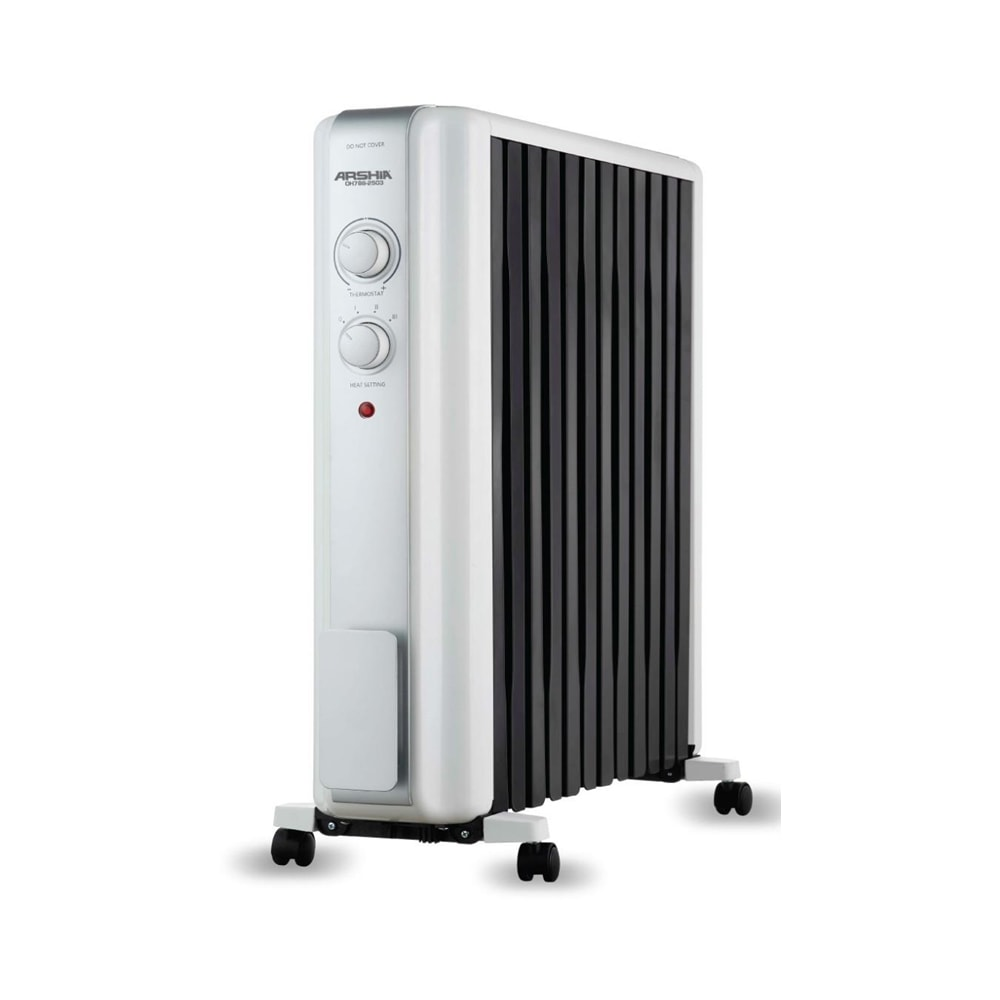 Arshia Oil Heater with 12 Fins