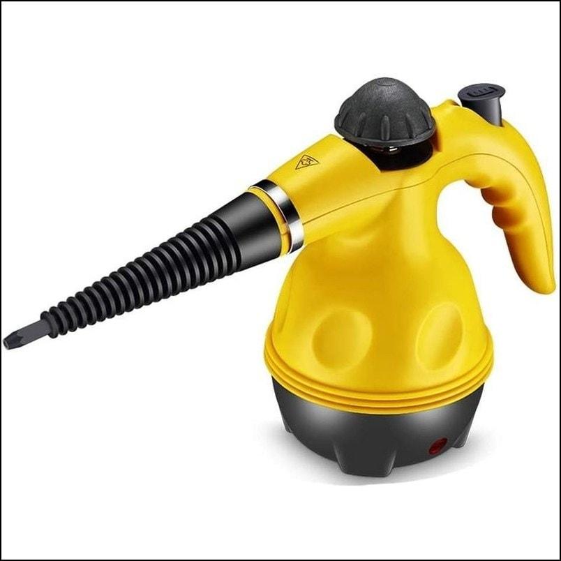 Steam Cleaner - Multi-function High Pressure Steam, Portable Sterilizer, Multiple Accessories (220v, 1000W)