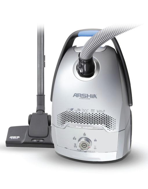 Arshia Silent Vacuum Cleaner