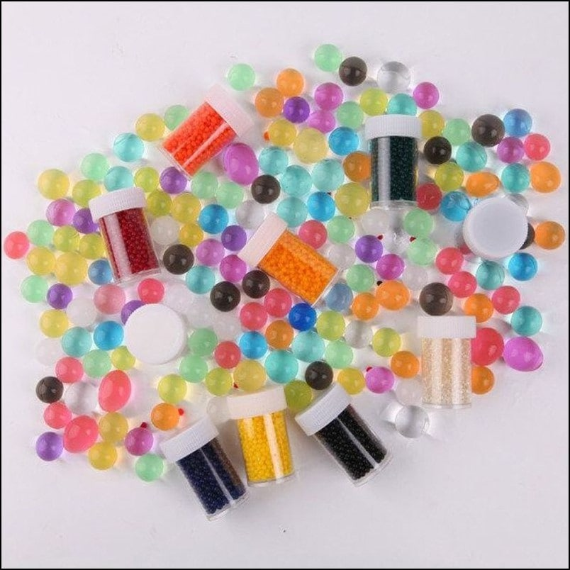 9mm Crystal Colored soft crystal water ball