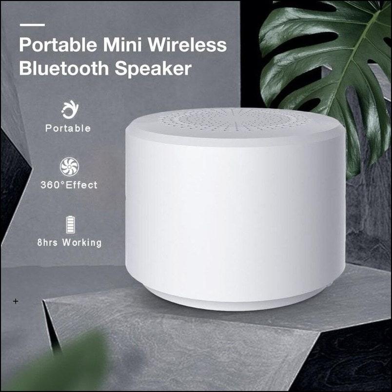 Mini Portable Outdoor Wireless Speaker Wireless V5.0 Subwoofer