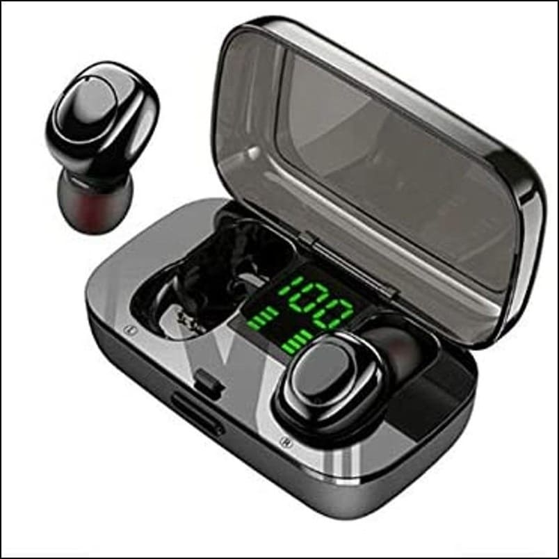 Docooler XG-23 TWS Sports Headphones IPX6 Waterproof Headset Stereo