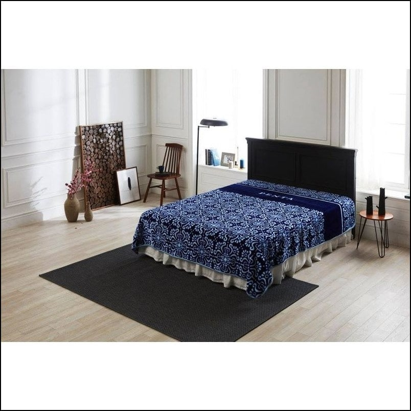 Penta Blanket Anti-Bacterial Mood of Good Health -Single Size (220cm X 160cm)