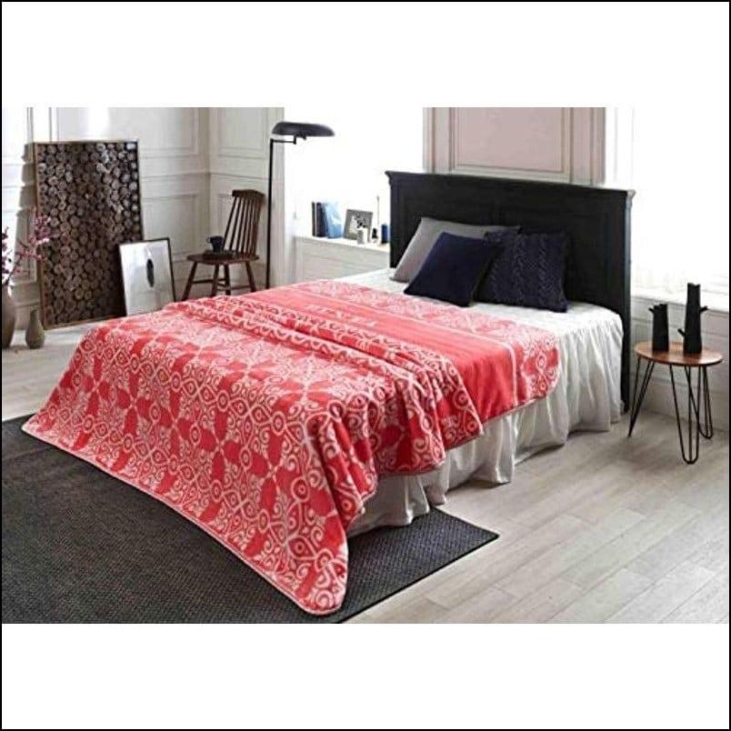 Penta Blanket Anti-Bacterial Mood of Love -King Size (220cm X 240cm)