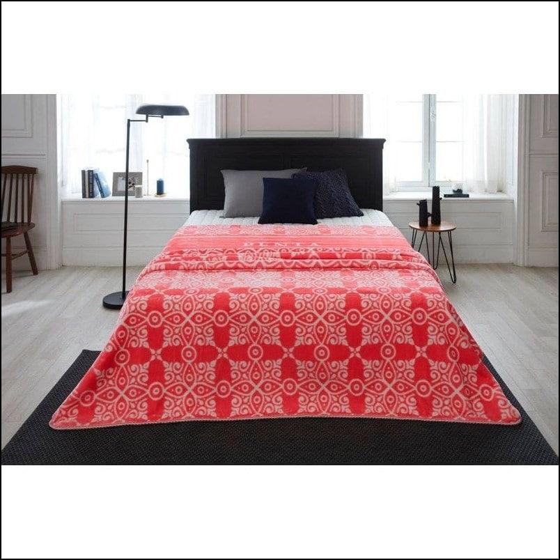 Penta Blanket Anti-Bacterial - Mood of Love -Single Size (220cm X 160cm)