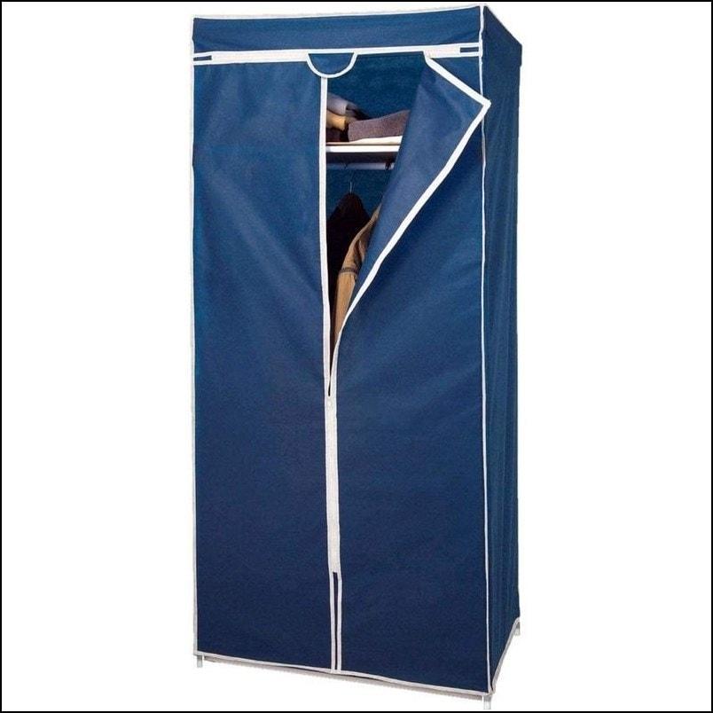 Non - Woven Fabric Wardrobe (60 * 45 * 150CM)