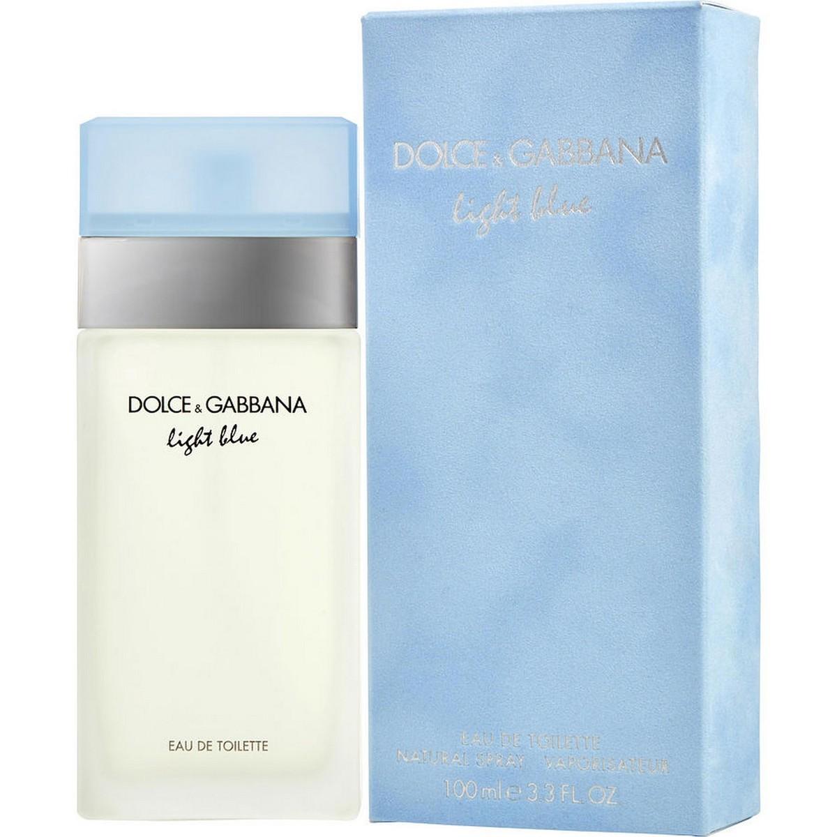Dolce & Gabbana Light Blue EDT For Women 100ml