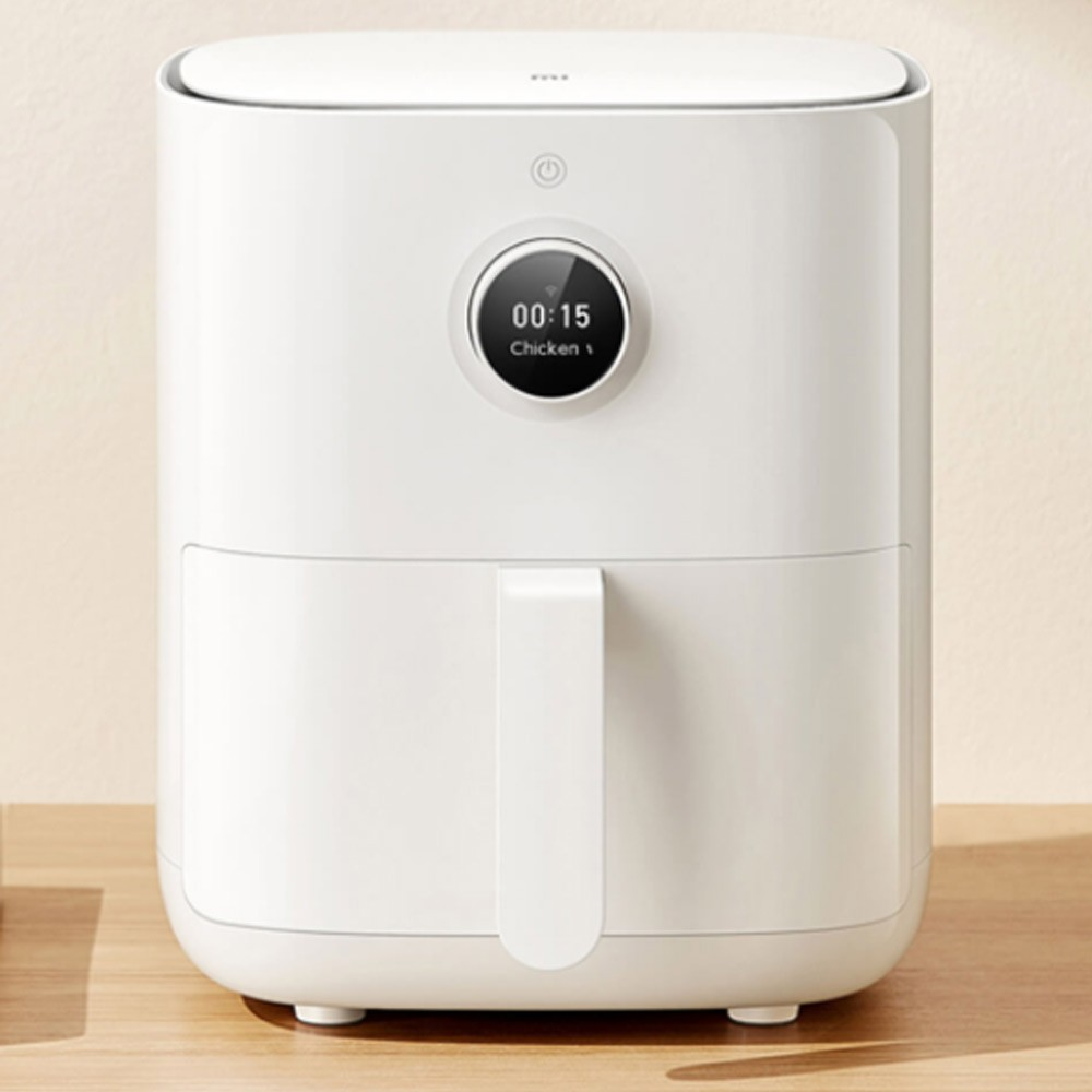 Xiaomi Mijia Smart Air Fryer 3.5L Without Oil Home Kitchen Multifunctional Automatic French Fries Machine With Mijia App Control