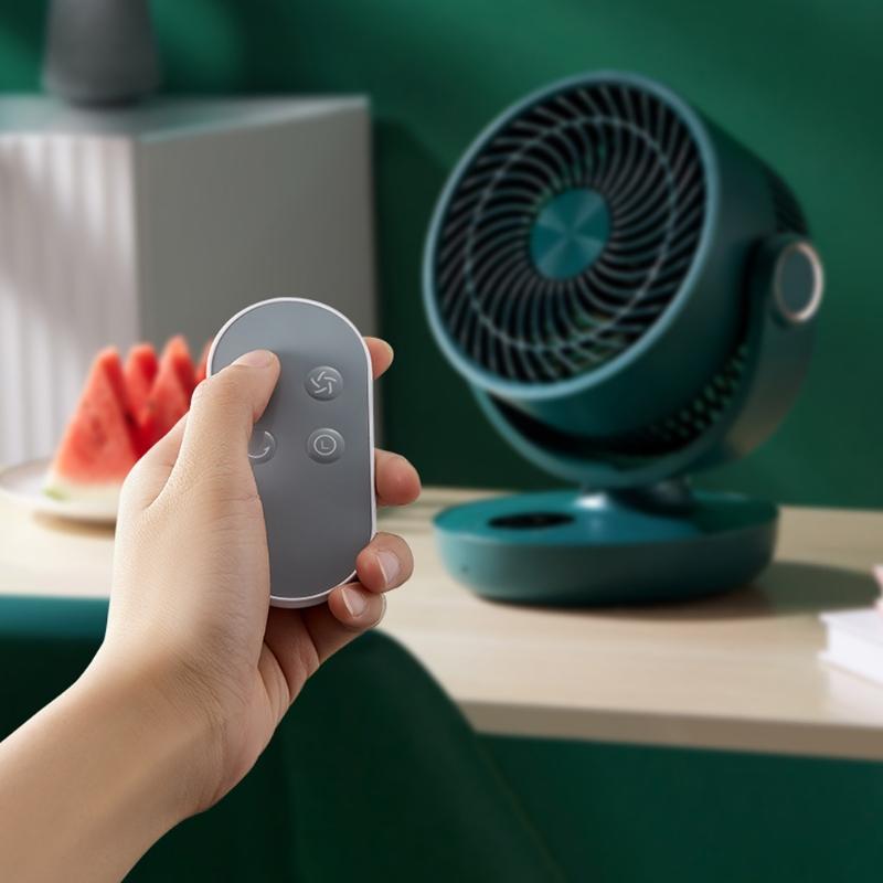 F44 Desktop Remote Control Fan