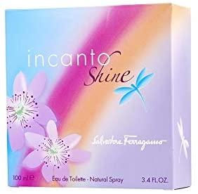 Incanto Shine for Women by Salvatore Ferragamo 100ml Eau de Toilette