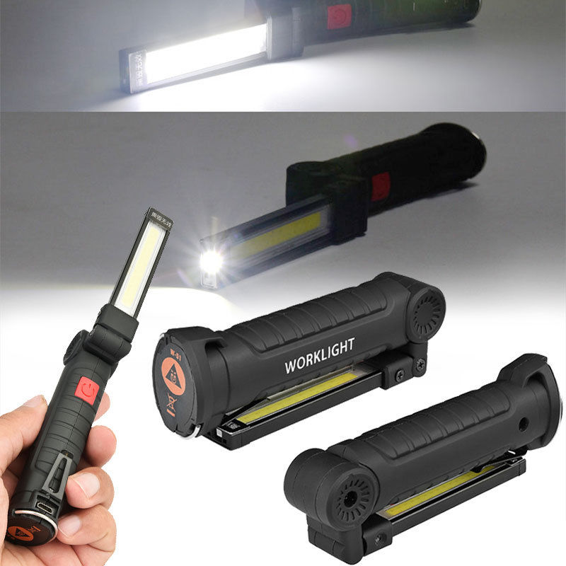 360 Degree Emergency Worklight with Magnetic Tail