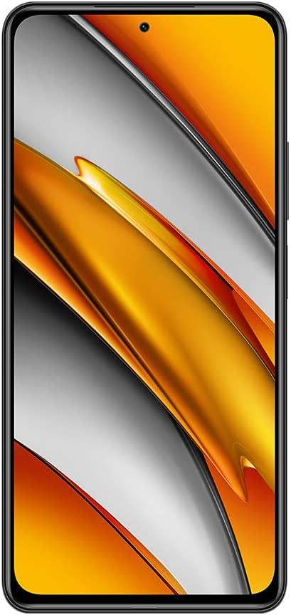 Xiaomi Poco F3 Dual SIM Amoled Display Night Black 6GB RAM 128GB 5G LTE (EU Version)