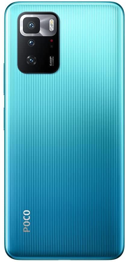 Xiaomi Poco X3 GT Dual SIM NFC Enabled Wave Blue 8GB RAM 256GB 5G