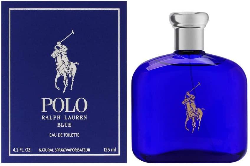 Ralph Lauren Polo Blue - Perfume for Men, 125 ml - EDT Spray