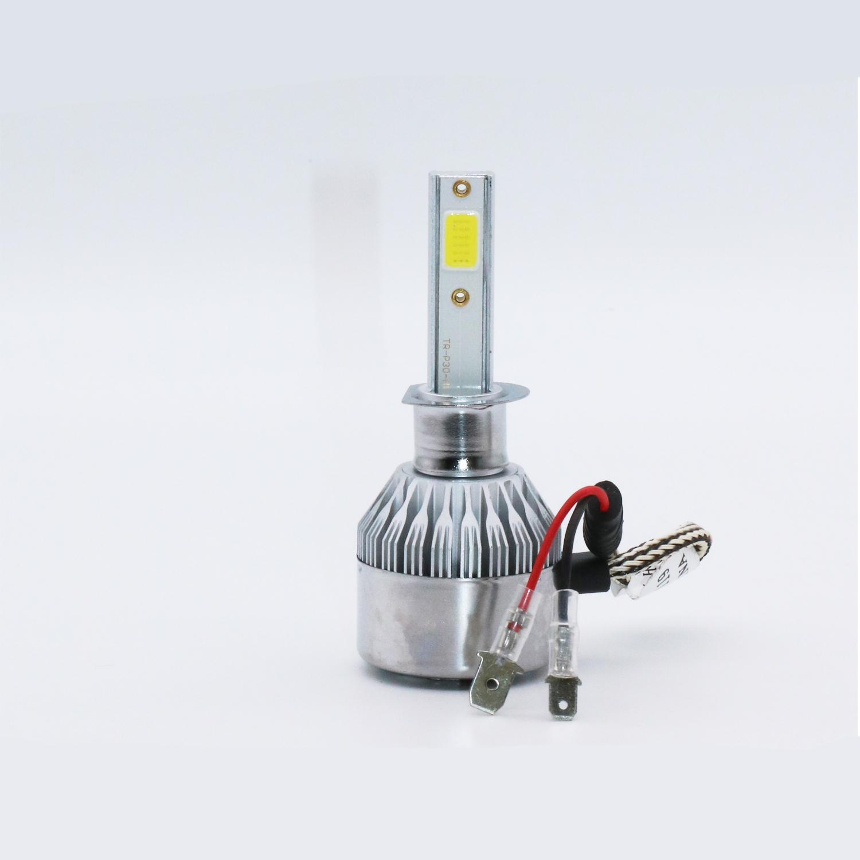 TBS TC6 H1 LED Headlight 200 Watts