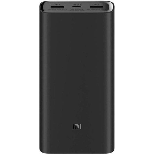 Xiaomi Powerbank Pro 3 20000 mAh Black