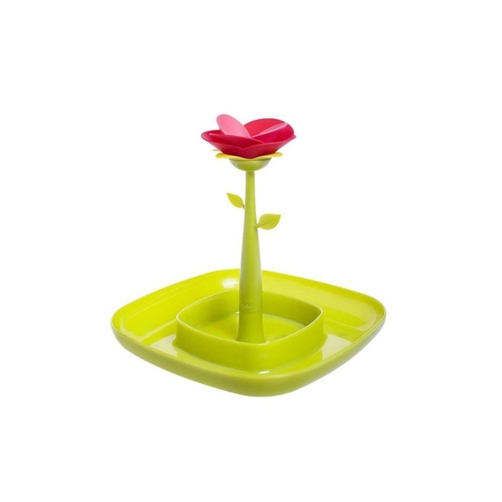 Vigar Rose Green Cocktail Tray