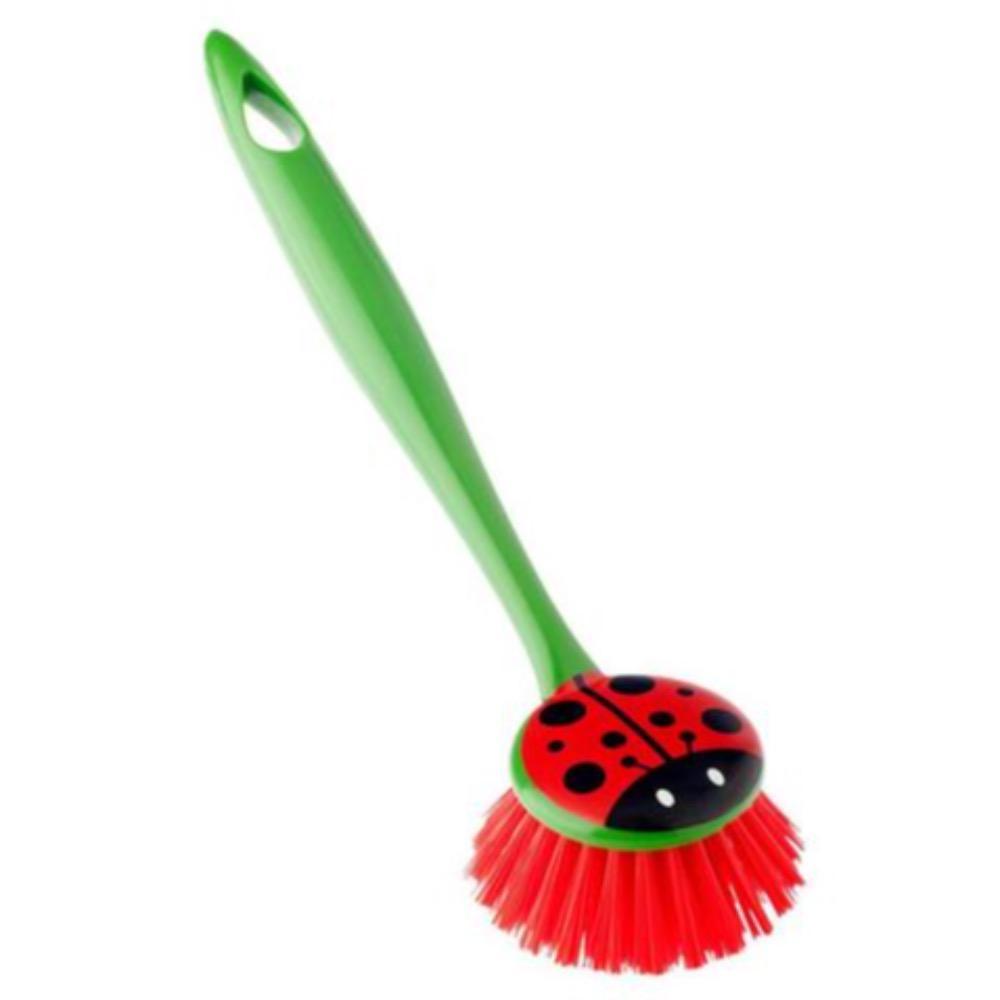 Vigar Ladybug Dish Brush