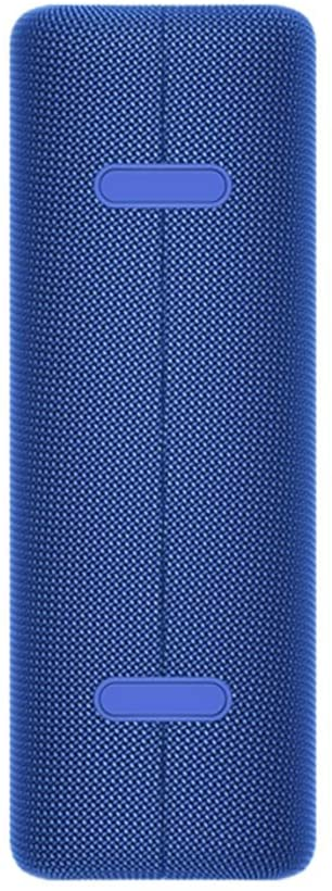 Xiaomi Mi Bluetooth Portable Speaker, 13 Hours Playtime, Built-in Microphone, IPX7 Waterproof, Portable Wireless Speaker with Strong Stereo Sound (Blue)