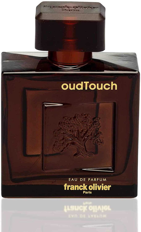 Franck Olivier Oud Touch - Perfume For Men - Eau de Parfum, 100 ml