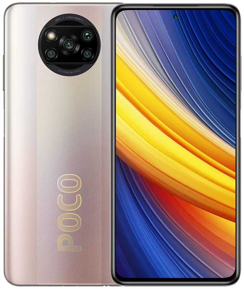 Xiaomi Poco X3 Pro Dual SIM NFC Enabled Metal Bronze 6GB RAM 128GB 4G LTE (EU Version)