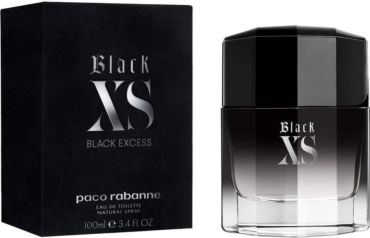 Paco Rabanne Black XS - Perfume For Men - Eau de Toilette, 100 ml