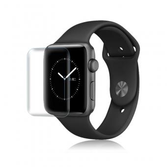Apple I Watch 42mm Clear Full Coverage Nano TPU Screen Protector